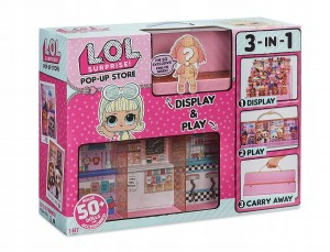 LOL SURPRISE - POP UP STORE - Domek Walizka 552314