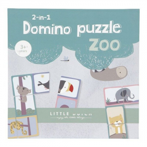Little Dutch Domino Zoo