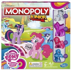 Monopoly Junior My Little Pony HASBRO